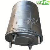 بخاری گرمایشی هیزمی استوانه ای سنتی