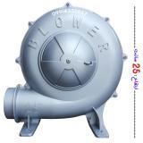 فن یا دمنده برقی هوا مدل رابین سایز 2/5 اینچ