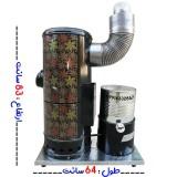 بخاری نفتی- گازوئیلی رنگی سایز 83