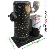 بخاری نفتی- گازوئیلی رنگی سایز 65