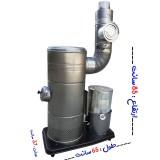 بخاری نفتی- گازوئیلی ورق سیاه سایز 85
