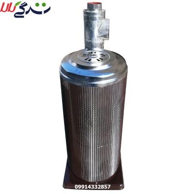 بخاری نفتی - گازوئیلی عایق دار سایز 1 متر