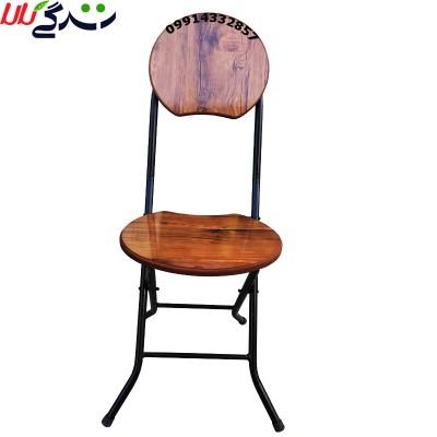 صندلی تاشو دورهمی سایز بزرگ